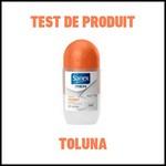 Test de Produit Toluna : Déo Bille Dermo Anti-traces blanches for Men de Sanex - anti-crise.fr