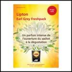 Test de Produit trnd : Nouveau Thé Lipton Earl Grey - anti-crise.fr