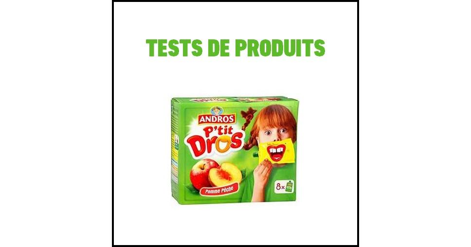 Tests de Produits : P'tit Dros de Andros - anti-crise.fr