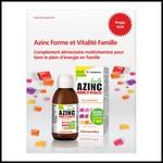 Test de Produit trnd : Azinc Forme et Vitalité Famille - anti-crise.fr