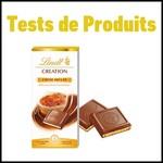 Tests de Produits : Création Crème Brûlée de Lindt - anti-crise.fr