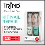 Test de Produit Betrousse : Kit Nail Repair Naturel / Balsam Trind - anti-crise.fr