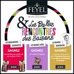 Tirage au Sort Feyel : Tablier de cuisine et Coffret de couteau(x) à Gagner - anti-crise.fr