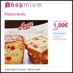 Offre de Remboursement (ODR) Shopmium : Pépites Aoste à 1 € - anti-crise.fr