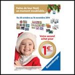 Offre de REmboursement (ODR) Ravensburger : Le Second Achat à 1 € - anti-crise.fr