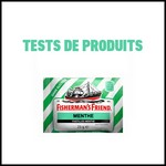 Tests de Produits : Pastilles menthe de Fisherman's Friend - anti-crise.fr
