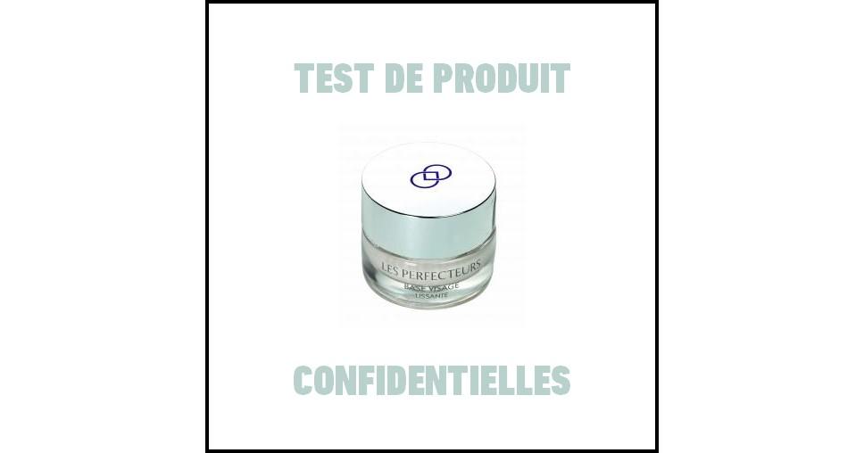 Test de produit Confidentielle : Base visage lissante de Dr Pierre Ricaud - anti-crise.fr