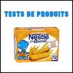 Tests de Produits : P'tit Biscuit de Nestlé - anti-crise.fr