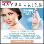 Test de Produit Beauté Test : Dream Wonder Nude de Gemey-Maybelline - anti-crise.fr