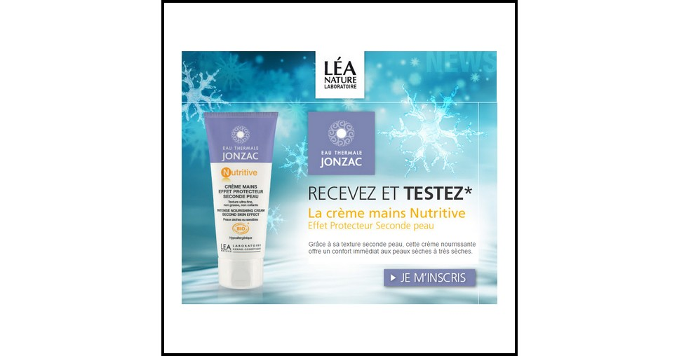 Test de produit Léa Nature : Crème mains nutritive - Effet protecteur seconde peau - anti-crise.fr
