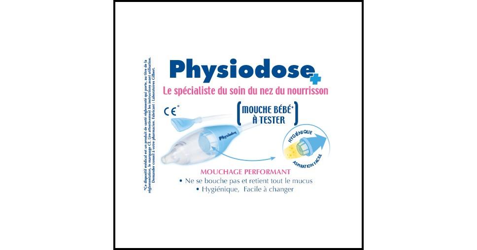 Test de produit Conso Baby : Mouche bébé Physiodose - anti-crise.fr