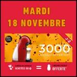 Bon Plan : 8 Boîtes de Capsules Dolce Gusto Achetées = 1 Machine PICCOLO Offerte - anti-crise.fr