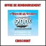 Offre de Remboursement (ODR) Cdiscount : Jusqu'à 200 € Remboursés en Bons d'Achats - anti-crise.fr