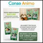 Test de Produit Conso Animo : Nature de Beaphar pour lapin ou cochon d'inde - anti-crise.fr