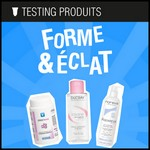 Test de Produit Pharmacie Lafayette : Testing Produits - Forme & Eclat - anti-crise.fr