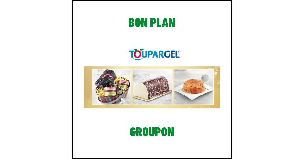 Bon Plan Toupargel sur Groupon : Bon d'achat de 70 € au prix de 35 € ou de 50 € au prix de 25 € - anti-crise.fr