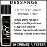 Test de Produit Beauté Addict : Crème Disciplinante Thermo-Active Dessange - anti-crise.fr
