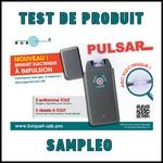 Test de Produit Sampleo : Briquets à arc électrique rechargeables par USB Pulsar - anti-crise.fr