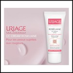 Test de Produit Beautistas : CC Cream Roséliane d'Uriage - anti-crise.fr