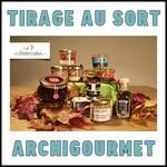 Tirage au Sort ArchiGourmet : Coffret Délices des Terroirs à Gagner - anti-crise.fr