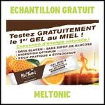 Echantillon Gratuit MelTonic : Gel Au Miel - anti-crise.fr