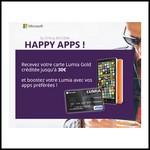 Bon Plan Microsoft : 30€ sous forme d'une carte prépayée pour l'achat d'un Lumia - anti-crise.fr