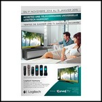 Tirage au Sort Logitech : Télévision SAMSUNG incurvée à Gagner - anti-crise.fr