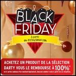 Black Friday Darty : Vos Achats 100 % Remboursés en Bons d'Achat - anti-crise.fr