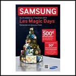 Offre de Remboursement (ODR) Samsung : Jusqu'à 500 € sur TV - anti-crise.fr