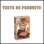 Tests de Produits : Brownie au chocolat de Nestlé - anti-crise.fr