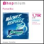 Offre de Remboursement (ODR) Shopmium : Airwaves - Format Box à 1,75 € - anti-crise.fr