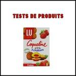 Tests de Produits : Coquelines à la fraise de LU - anti-crise.fr