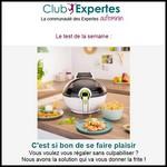Test de Produit Au Féminin : Friteuse Actifry Express XL de SEB - anti-crise.fr