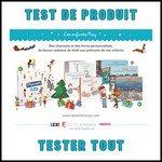 Test de produit Tester Tout : Chansons et les Livres personnalisés au prénom de votre enfant avec Les Enfants Roy - anti-crise.fr