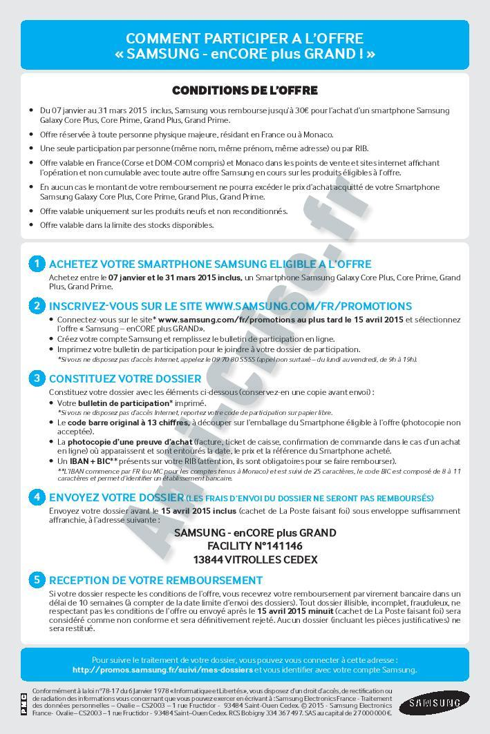 Offre de Remboursement (ODR) Samsung 30€ sur Smartphones Galaxy-page-002