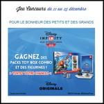 Instants Gagnants Confidentielles : Pack Disney Infinity Toy Box Combo à Gagner - anti-crise.fr