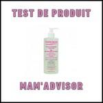 Test de Produit Mam'Advisor : DA Gel Nettoyant Surgras Topicrem - anti-crise.fr