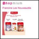 Offre de Remboursement (ODR) Shopmium : Francine Les Nouveautés - anti-crise.fr
