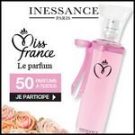 Test de Produit Beauté Addict : Parfum Miss France Miss Beauté Inessance Paris - anti-crise.fr
