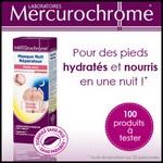 Test de Produit Beauté Addict : Masque nuit réparateur Laboratoire Mercurochrome - anti-crise.fr