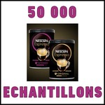 50 000 Echantillons Gratuits Nescafé Espresso - anti-crise.fr