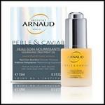 Test de Produit Beautistas : Huile Nourrissante Perle & Caviar Institut Arnaud - anti-crise.fr