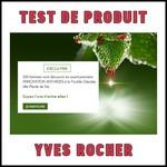 Test de Produit Yves Rocher sur Facebook : Soin resculptant V jour Rides & Lifting Sérum Végétal - anti-crise.fr