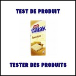 Tester des Produits : Galak de Nestlé au Speculoos 100g - anti-crise.fr