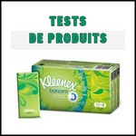 Tests de Produits : Mouchoirs Balsam de Kleenex - anti-crise.fr