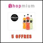 5 Offres de Remboursement (ODR) Shopmium sur Fïnley - anti-crise.fr