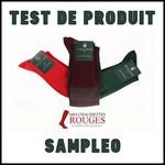 Test de Produit Sampleo : Paire de chaussettes haut de gamme - anti-crise.fr