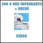 Offre de Remboursement (ODR) Xerox : Jusqu'à 200 € sur Imprimante couleur ColorQube 8570 - anti-crise.fr