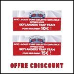 Bon Plan Cdiscount : Une Tablette achetée = le jeu Skylanders Trap Team à 10€ ou 15€ - anti-crise.fr
