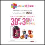 Offre de Remboursement (ODR) Bosch : Votre Tassimo Vivy T12 à 39 € + 3 mois de petits déjeuners Offerts - anti-crise.fr
